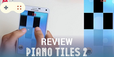 Review Piano Tiles 2